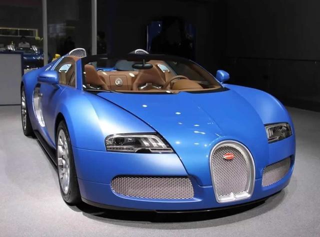 法系车不行了?世界上最贵的车竟在法国