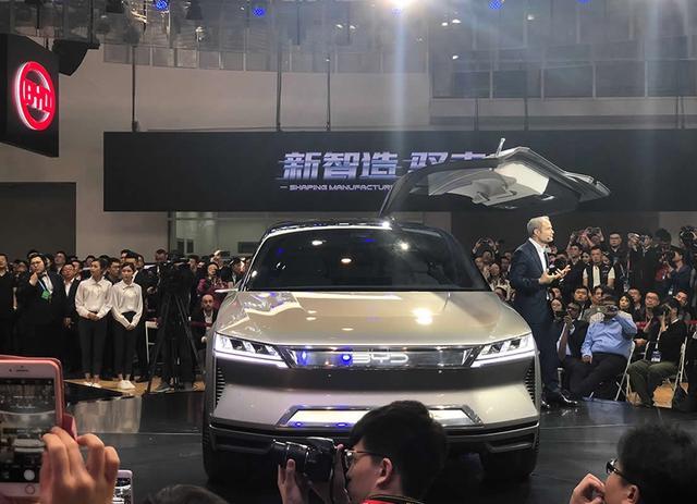 终于开窍了?2018北京车展,这4款国产概念车错过再等一年