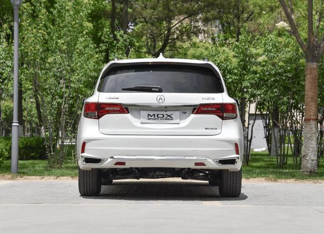 混动系统出色,讴歌MDX整车不乏亮点,可惜内饰老土等掉价!