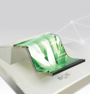 京东方新款OLED屏曝光 或将引领手机新潮流