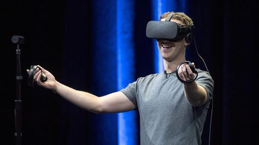 Oculus Connect大会召开,扎克伯格坚守VR梦想