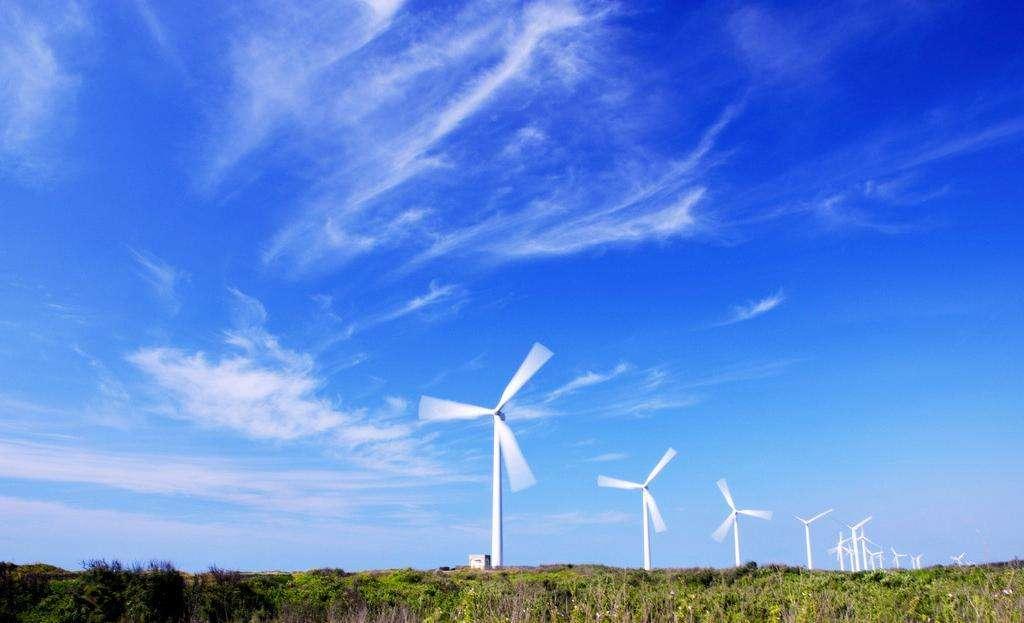 中广核新能源一天内两项目顺利并网