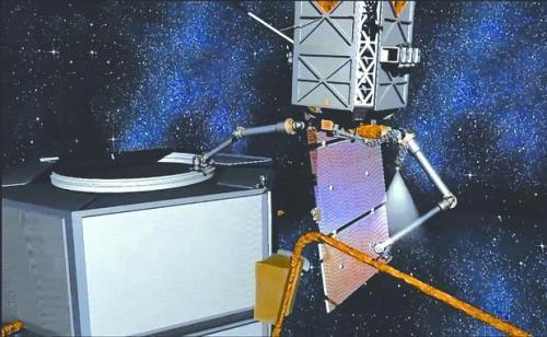 美研发航天机器人修理卫星 或为未来太空战奠定基础