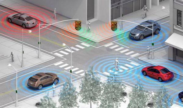 智能网联汽车受市场关注 激光雷达不可或缺