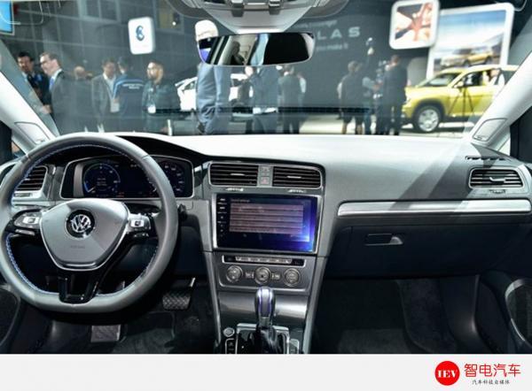 进口e-Golf吹响大众猛攻中国电动车市场集结号