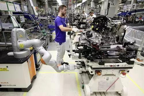传统汽车制造商迎接工业4.0:大众汽车集团加速数字化转型
