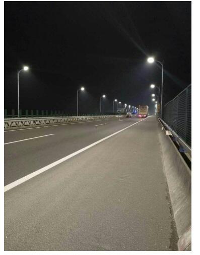 安庆长江公路大桥照明改造工程全面完工