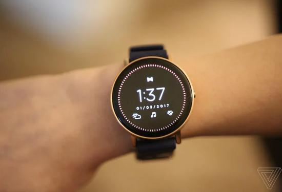 多次延期 Misfit Vapor智能手表将在10月31日发布