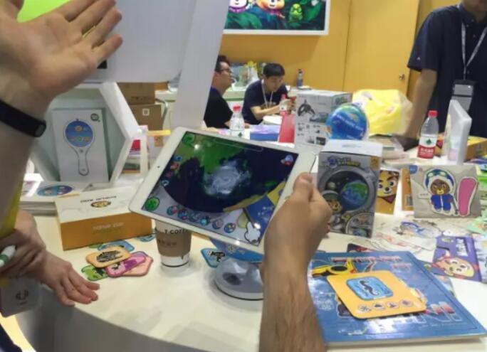"""小熊尼奥亮相中国孕婴童展 引领行业""""AR+IP""""新玩法"""