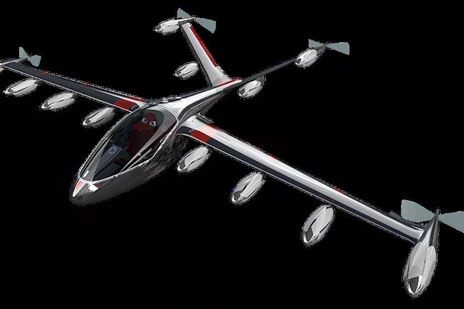 """""""空中的士""""公司Joby Aviation融资1亿美元"""