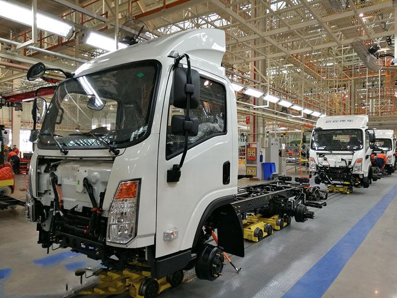 南充产业发展再起航 打造千亿汽车汽配产业集群