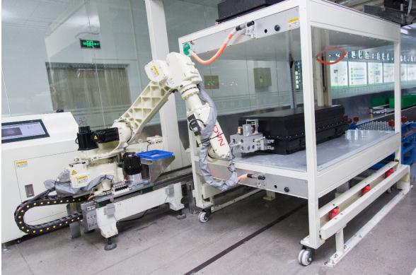 沃特玛利用智能制造提升动力电池品质