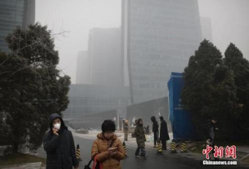 京津冀及周边将现重度污染天气 环保部发督查巡查令