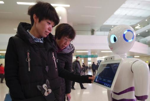 日媒称全球机器人企业在华集结:中国成世界机器人工厂