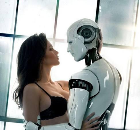 男性更喜欢跟机器人谈恋爱