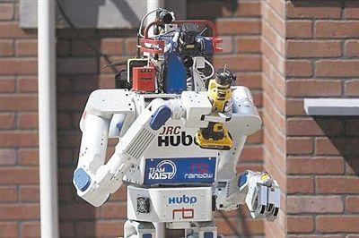 2018年冬奥将现机器人志愿者 为赛场和机场服务