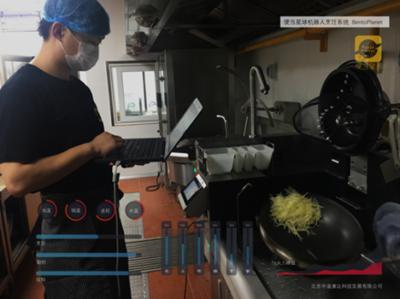 2017年人工智能应用 :机器人烹饪亮眼