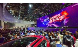 长城汽车超级航母2021上海车展大秀锋芒
