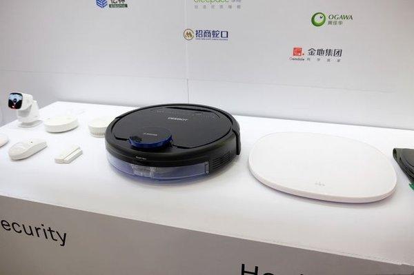 参与CES展会第六年,科沃斯机器人离智能家居生态还有多远?