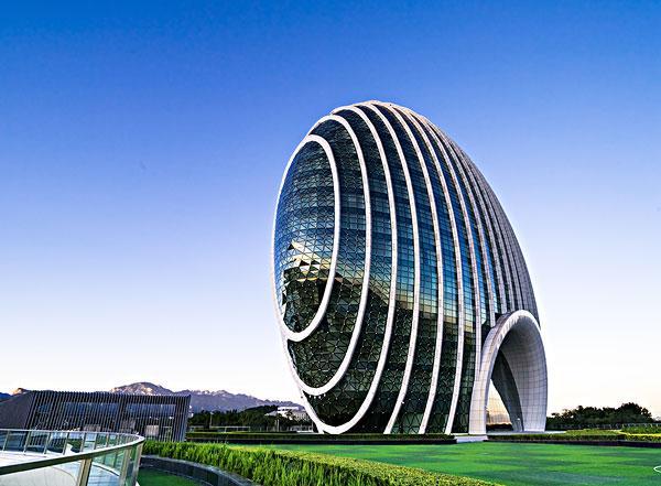 画风如此清奇,光伏一体化建筑节能又美观!