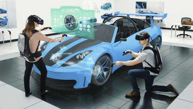 惠普推出VR背包电脑 目标是专业市场