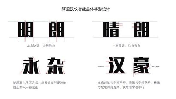阿里巴巴发布全球首个AI中文字库 由人工智能推演完成