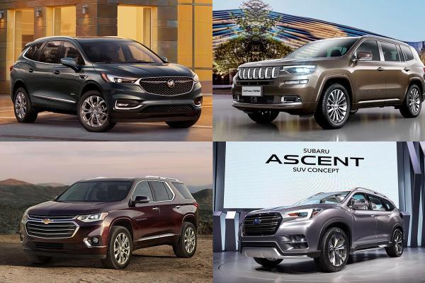 中大型SUV市场又添多款实力悍将,途昂还能一家独大吗?