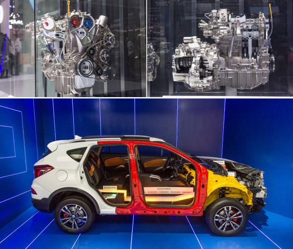 多款产品亮相北京车展,品类战略下的海马汽车,找到了向上之路?