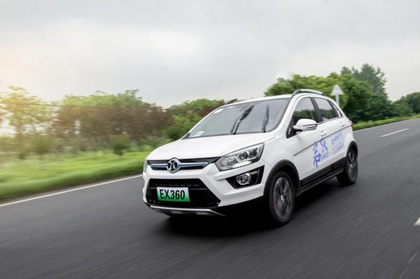 试驾北汽新能源EX360:国民纯电动SUV称号 并不是说说而已-玩意儿