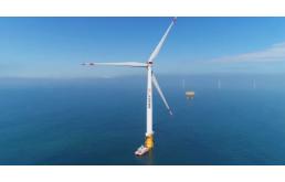 中国在海上风电的能源转型上,逐渐成为世界的领先者