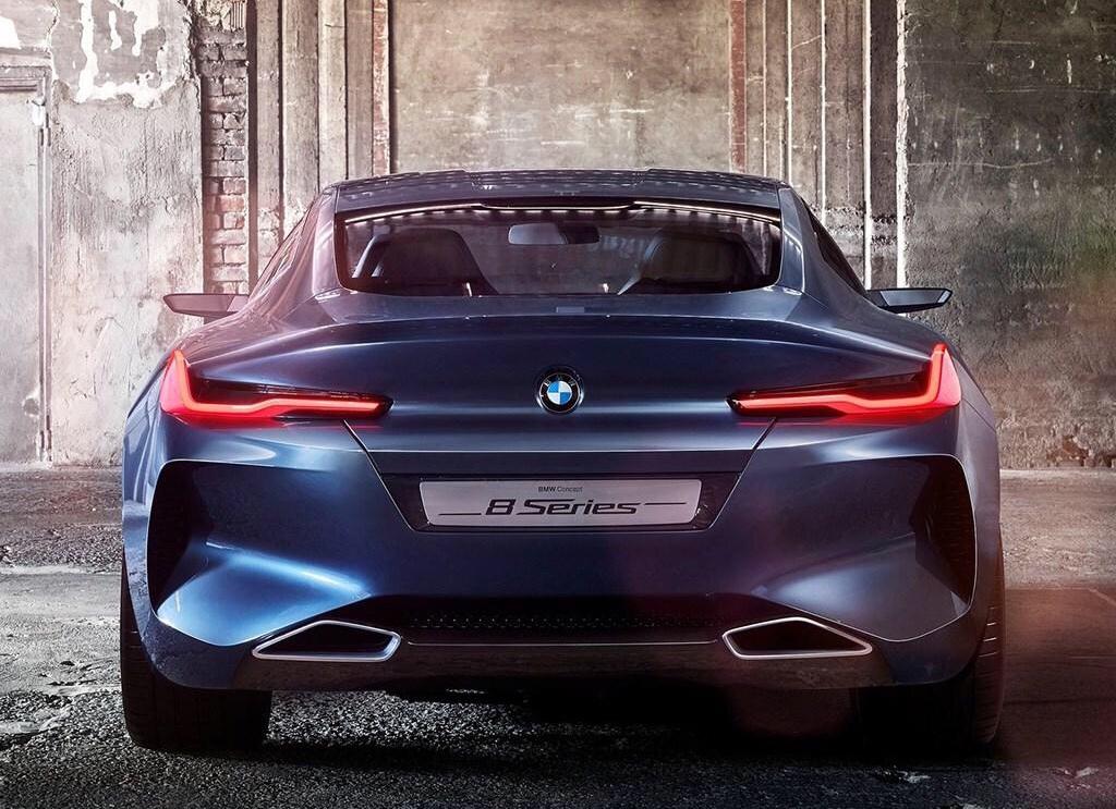大型豪华GT新生,宝马全新8系来袭,来自未来的科技结晶