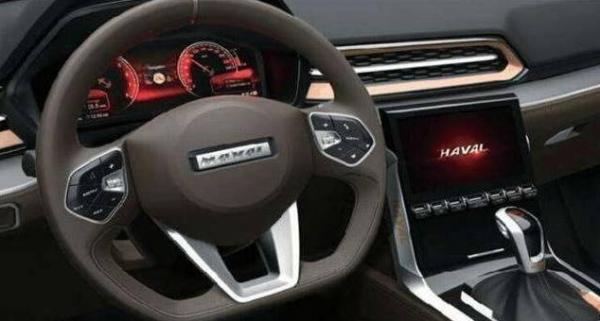 哈弗最顶级的车横空出世,颜值超X5,自主高端SUV即将炸开锅