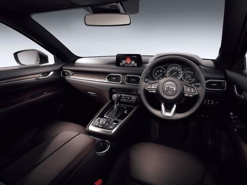 同门同市场,马自达CX-8 VS 福特锐界,谁才是更好的7座SUV?