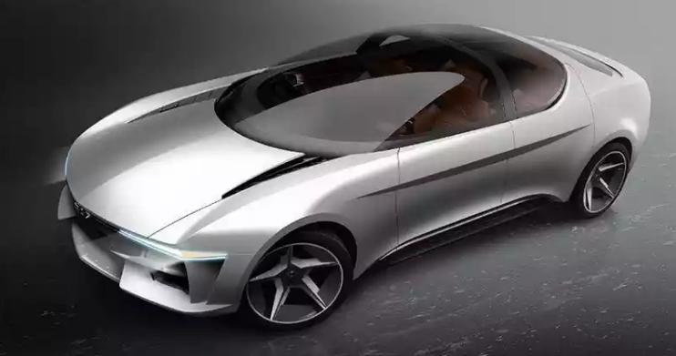 玻璃车顶太空驾驶舱,这家中国公司参与的概念车登陆日内瓦车展