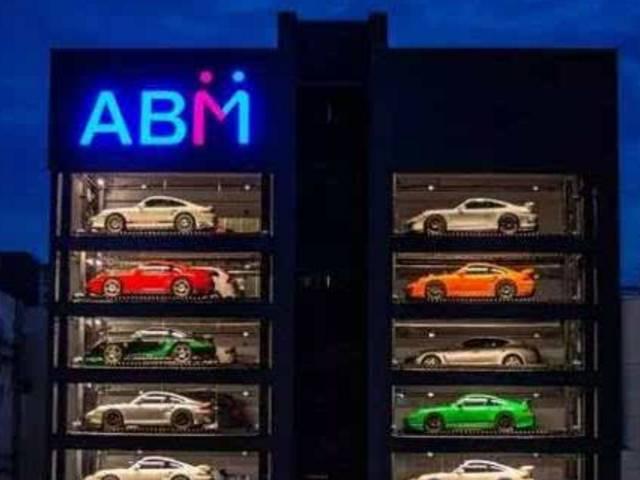 国内首个汽车无人贩卖机大楼,刷脸即可购车,4S店销售要丢饭碗?