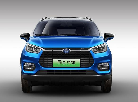 国际大师操刀,颜值性能爆表,比亚迪小型纯电动SUV补贴价仅10万