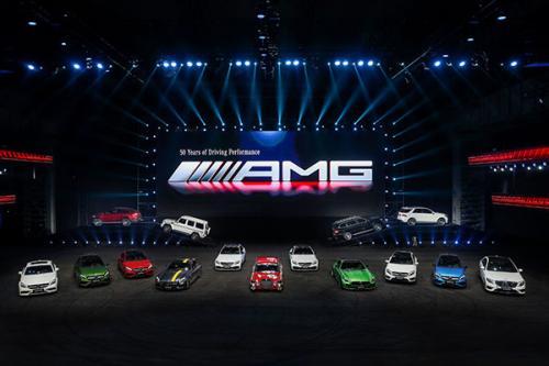 胸有成竹胜券在握!奔驰携37款车型亮相北京车展,3款全球首发