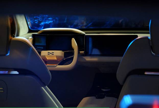 造型别致配置丰富掌脉解锁,爱驰首款纯电动SUV2019年上市