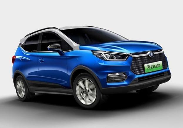 10万元想买台纯电动SUV,元EV360与北汽EX360究竟哪个更好?