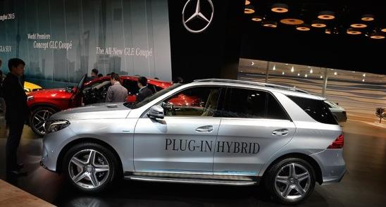 3.0T V6发动机,四种驾驶模式,奔驰大块头SUV闯荡新能源市场