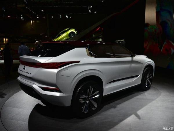 只知道三菱发动机?这款即将量产的三菱概念车可能会让你刮目相看