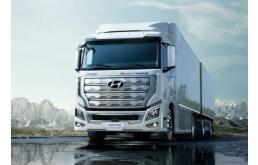 世界上第一个氢气卡车车队即将驶上瑞士公路