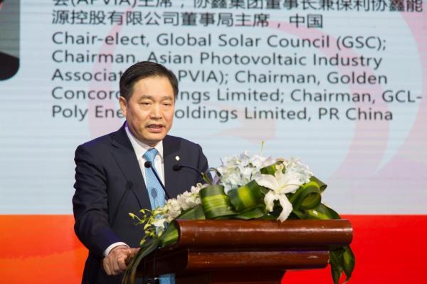 全球太阳能理事会主席朱共山:技术革新助推光伏告别补贴时代