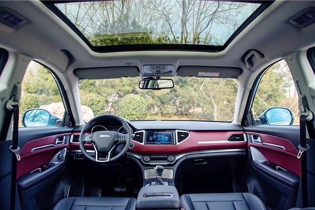 消费新风下潮流与专业如何兼得?新哈弗H6 Coupe有话说
