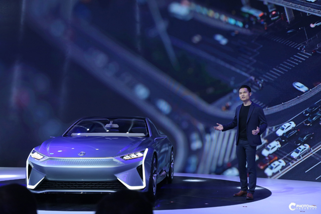 9款新车亮相北京车展!东风今年能卖450万辆?