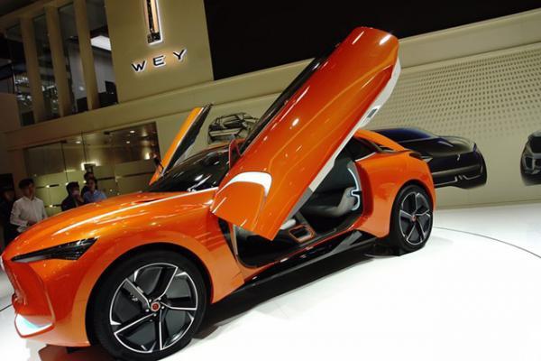 从X和RS7首发北京车展看WEY未来在哪里?