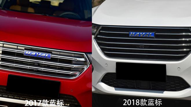 开创除发动机不同没有配置差别的2018款哈弗H6不买买谁?