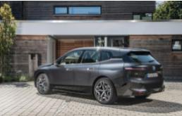 豪车市场顺风顺水,宝马iX能在新能源市场独当一面吗?