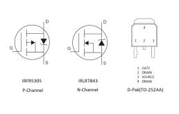 STM32F0单片机 PWM + ADC 控制有刷电机
