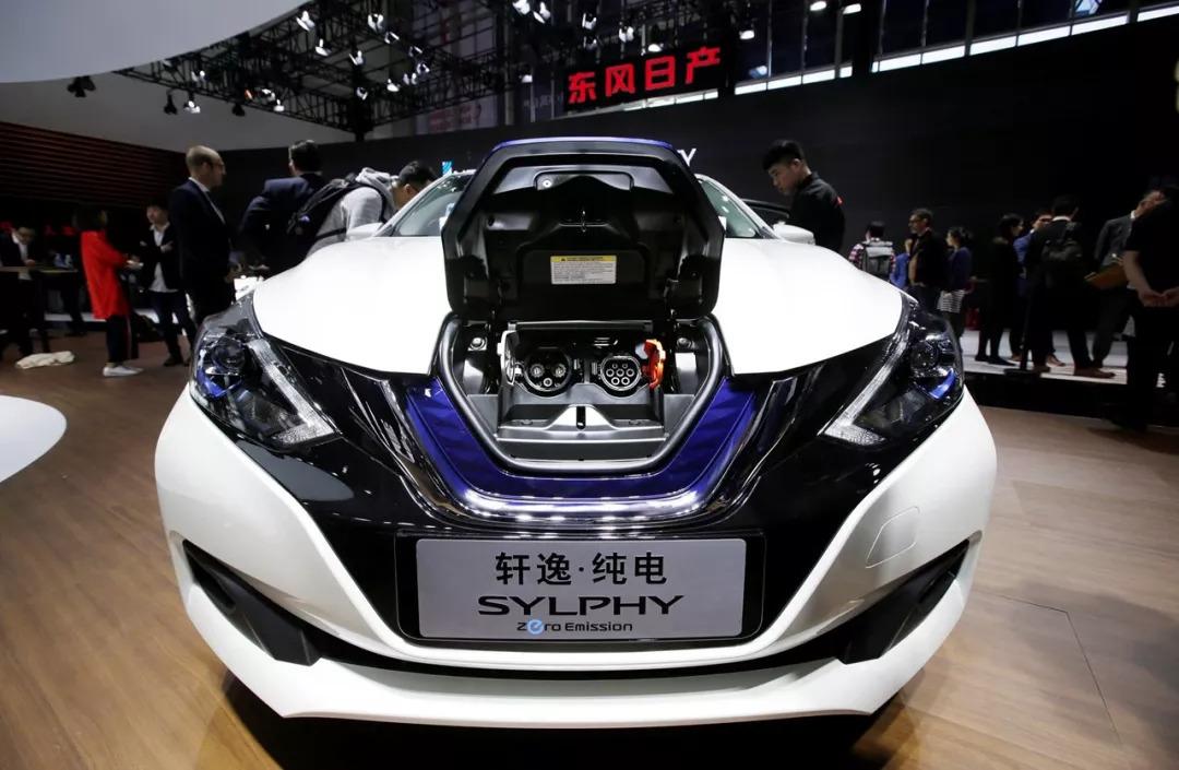 东风日产轩逸·纯电开启预售 合资新能源车火力全开?